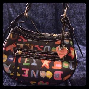 Dooney and bourke small bag