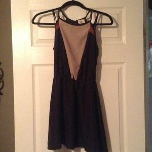 Black Dress By BCBG lola