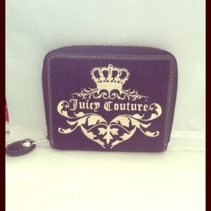 Juicy Couture New Wallet