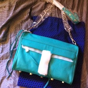 """Reduced""Rebecca Minkoff MAC bag"