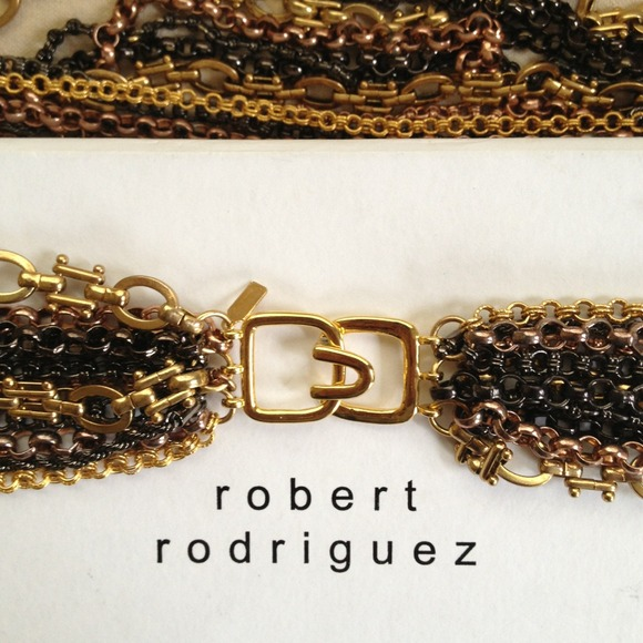 Robert Rodriguez Jewelry - 🎉HOST PICK🎉 Robert Rodriguez Chain Necklace NWT