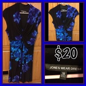 jones wear dresses