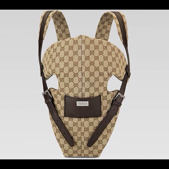 350be038fc30 Gucci Accessories | Authentic Original Baby Carrier | Poshmark