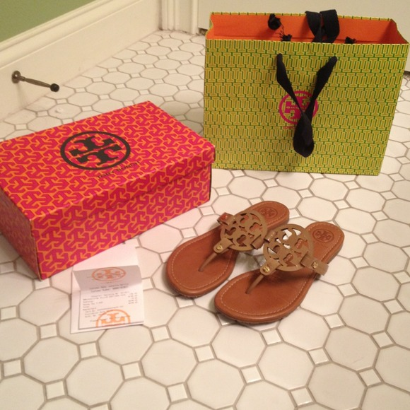 8d9425355682b3 SOLD ON EBAY TORY BURCH NUDE MILLER SANDAL