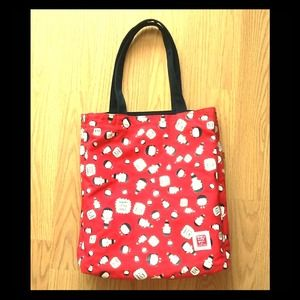 Angry Little Girls Tote