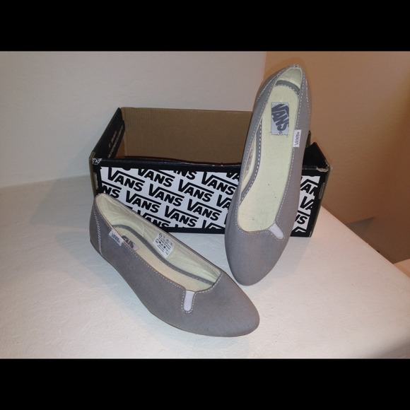 Vans Shoes | Kelsey Flats | Poshmark