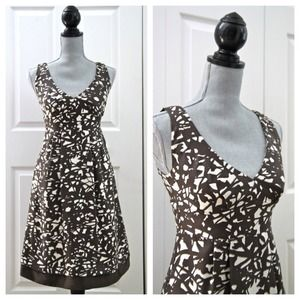 Banana Republic Dresses & Skirts - Silk floral dress: worn once only!