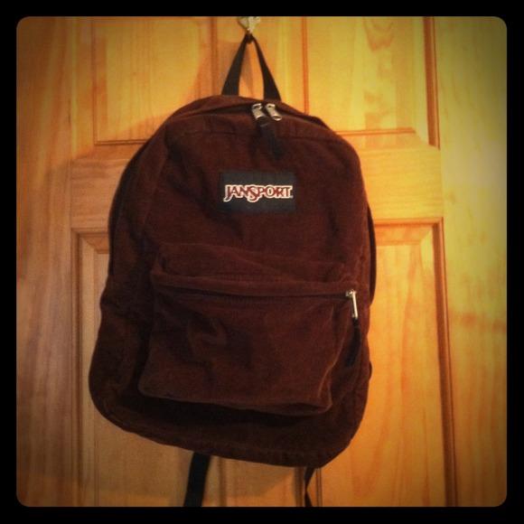 Brown Jansport Backpack | Click Backpacks