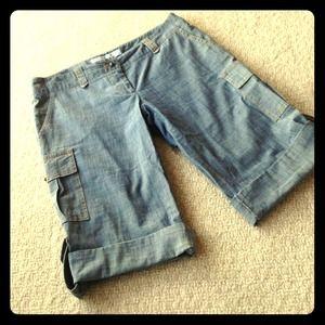 Chambray Trina Turk shorts