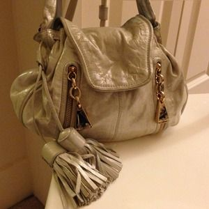 ❤ See by Chloe Silver Crossbody Bag ❤