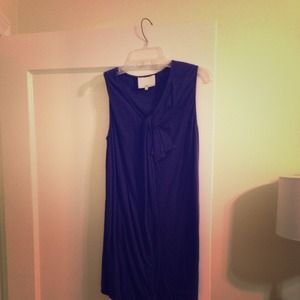 3.1. Phillip Lim navy dress