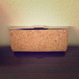 Clutches & Wallets - *Cork clutch*