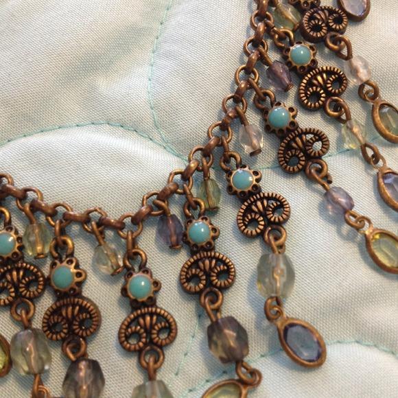 Avon Avon🌹vintage Bib Necklace From Kinsi S Closet On