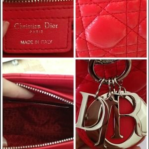8d15f98e2f5e1 Dior Bags -  Reserve For jane121027  lady dior red bag
