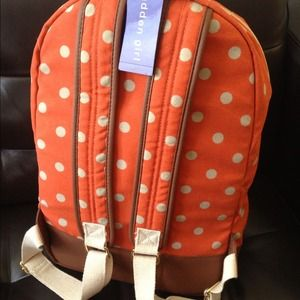 c4a23742e Steve Madden Bags - MADDEN GIRL By: Steve Madden Polka Dot Backpack