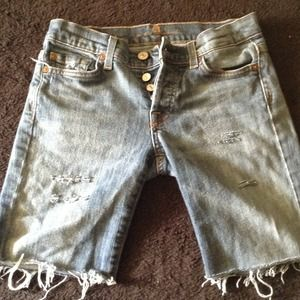 7 for all Mankind cut offs
