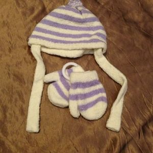 Other - Children's place hat gloves SO SOFT!! NEW