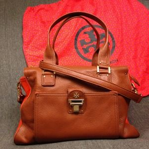 "Tory Burch Handbags - Tory Burch ""Rachel"" Satchel"