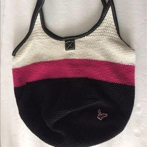 American eagle outfitters croquet summer beach bag