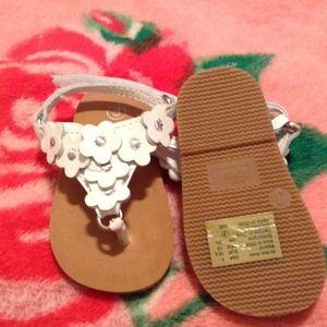 Girls sandals (baby/infant)