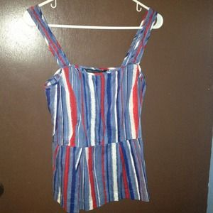 Marc by Marc Jacobs tank - size 8 runs small