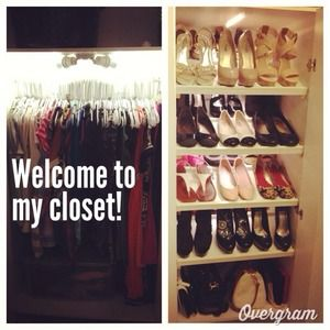 Visit my closet and make me an offer!!! 👠👗👜👙