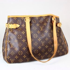 LOUIS VUITTON Shoulder Tote Bag