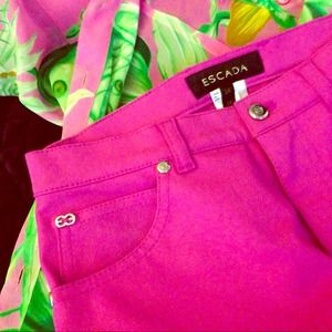 Escada  Denim - Escada in Pink 26