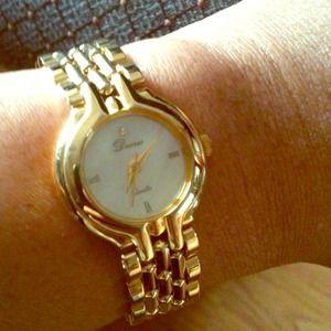 Vintage Desiree Gold Watch