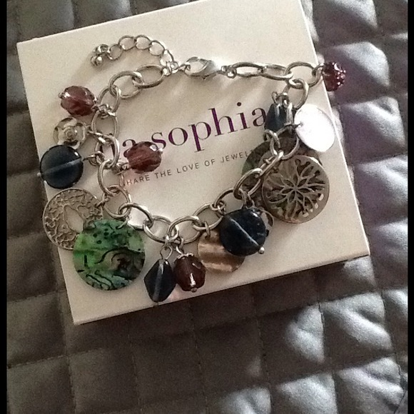 Jewelry - Lia Sophia Windsong Necklace/Bracelet 2