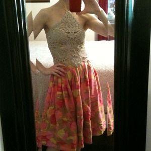 Vintage Handmade Full Skirt