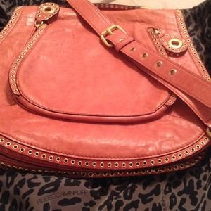 Rebecca Minkoff Leather Saddle Bag