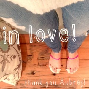 Thank You! Shoes - 💛💛Thank you Aubrey💛💛 @madeyoublush !