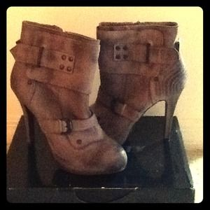 Ash booties! Purchased from Bloomingdales!