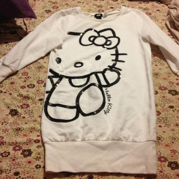 69d3ebe77 H&M Sweaters | Hello Kitty Sweater | Poshmark