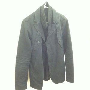 Other - G-Star Men's black jacket, size L