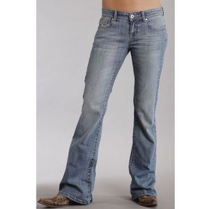Abercrombie & Fitch Denim - Abercrombie & Fitch 4S short distressed jeans