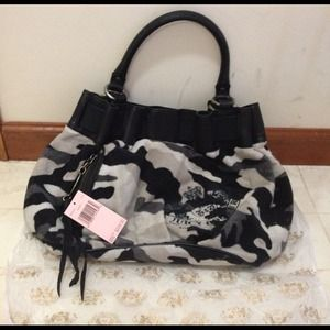 BUNDLED with blue JC!!! Juicy Couture Camouflage