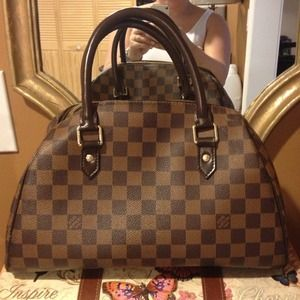 RESERVED Authentic Louis Vuitton Ribera Damier MM