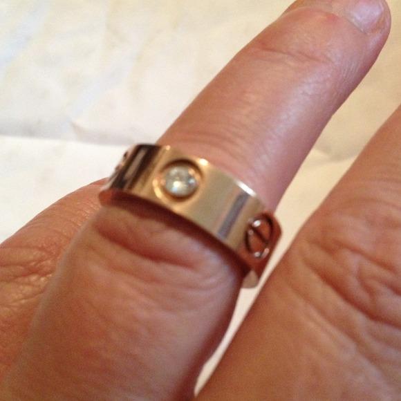 Fake Cartier Love Ring Amazon