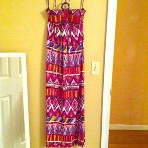 Maxi dress REDUCED PRICE!!!