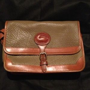 Vintage Dooney &  Bourke handbag 