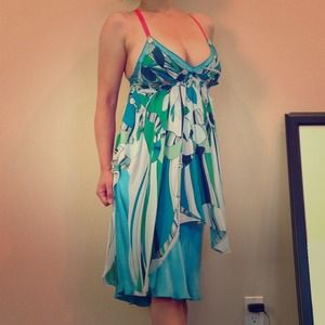 Dresses & Skirts - [ Price reduced! ] Pucci-like summer dress