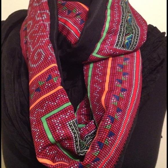 17 accessories hmong scarf from ariel s closet on