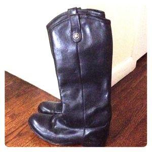 Frye black boots