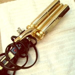 Accessories - Vidal Sassoon Double Barrel Curling iron