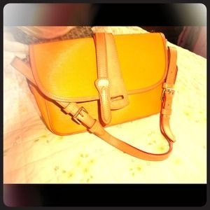 Dooney&bourke leather bag