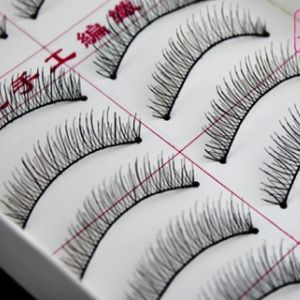 Other - Set of ten faux lashes #216