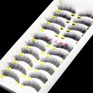 Other - Set of ten faux lashes #560