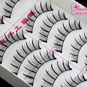 Other - Set of ten faux lashes #108